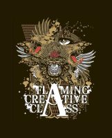 flaming creative class by ngupi