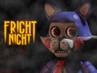 Fright Night  The Original Fnac Fan Game by GamesProduction