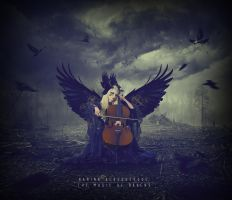 The Music Of Ravens by KarinaAlbuquerque