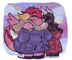 winter date by tazmly