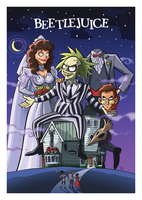 Beetlejuice [cinemarium] by ivewhiz