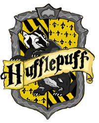 Hufflepuff Print By Lost In Hogwarts