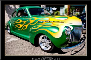 41 Chevy Coupe by mahu54
