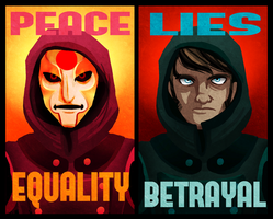 Lies and Betrayal (KORRA SPOILERS!) by Homemade-Happiness