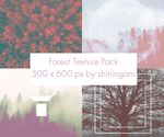 Forest Texture Pack #1 by shiningani