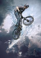 Ride the sky by Isahn