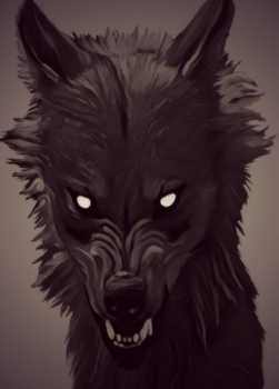 Wolf /YCH / 2500 points by Forever--Tainted