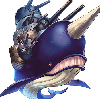 Stronghold Whale  Artwork  By Lkgiancarlo-dbbe6gm by Carlos123321