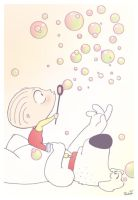 Bubbles by Penelles