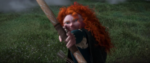 Brave Merida by Nyaki-chan