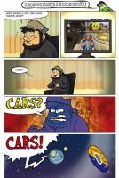CARS?! by Escopeto