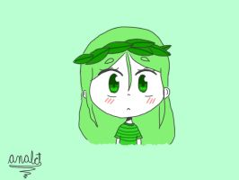 GREEN by AnaPatata