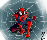 Spider-Man by Darkspike75