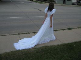Another wedding dress by 3corpses-in-A-casket