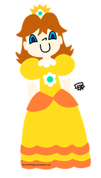 Daisy (best princess) by Sm-ArtThings