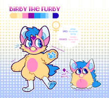 birby the furby - ref by thekingtheory