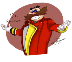 I am the Eggman by drivojunior