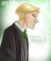 hp - Draco Malfoy by the-evil-legacy