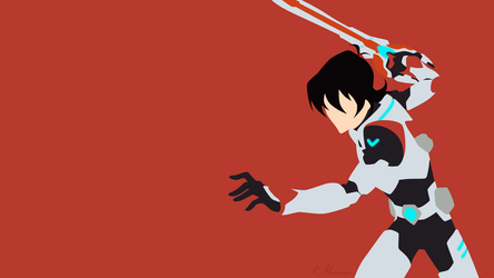 Keith from Voltron: Legendary Defender by matsumayu
