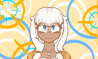 Angie Yonaga by Countess-Clover