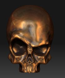 Oo scull by simro