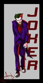 Joker by tta269