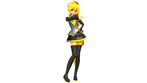 Project Diva Future Tone Default Neru by WeFede