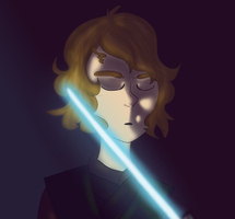 Star Wars | Anakin by catleidoscope