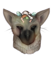 trico and jack by paristhedragon