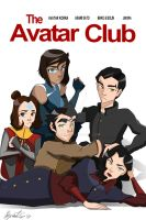 The Avatar Club by PJatO98