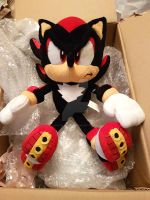 Sonic Adventure 2 Shadow Plush by Official-Stargazer