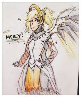 Mercy by WaffleDerps