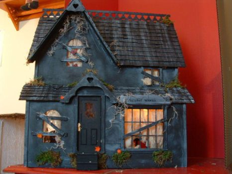 Haunted Dollhouse BrookField1 by DollzMaker