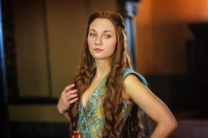 Margaery Tyrell, Kings Landing 2 by Santatory