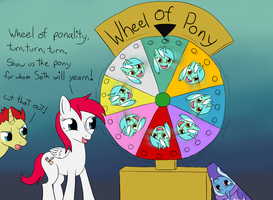 Training Ground Day 10 - Wheel Of Ponality by MacchiatoJolt