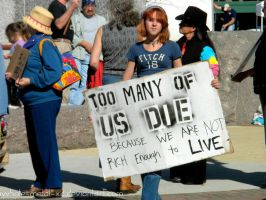 Occupy Rapid City 4 by whale-metal-XD