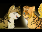 Ask--rosetail's Scene Commission by DevilsRealm