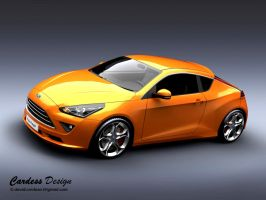 Ford Focus Coupe by Cardess