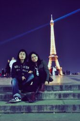 Tour Eiffel by SnowPinappleYeah