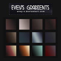 Vintage Gradients by Evey-V