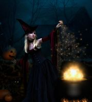 Halloween is coming.... by tinca2