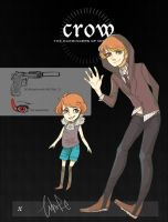 CROW || Alexis White by tt022