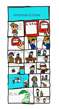 A Very Lazy Nuzlocke: HG/SS Edition Part 1 by MeeMoo624
