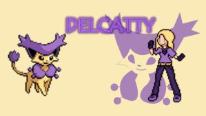 AXC ETZ Profile Pic - Delcatty by ZutzuCrobat55