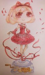 Love Nikki- Red Shoes by Rina-Senpai