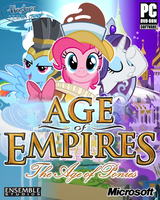 Age of Empires: The Age of Ponies by Joseph-Hicks