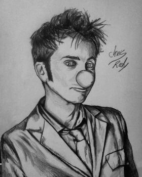 Happy Birthday David Tennant! by chriscastielredy