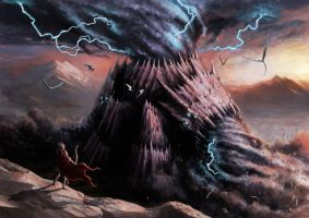 The Air Colossus Chaos by LyntonLevengood
