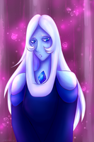 Blue Diamond by Luluzii