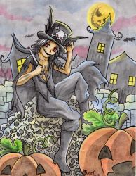 Halloween party junky orchestra by ArGe